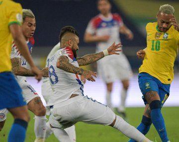 La contundente respuesta de Neymar a Vidal: Llorar es gratis