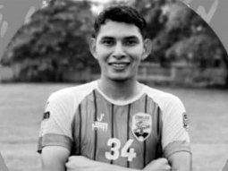 mexico: murio un futbolista por un derrame cerebral