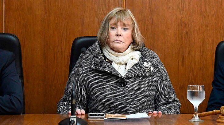 La jueza María Servini fue internada en terapia intensiva por coronavirus