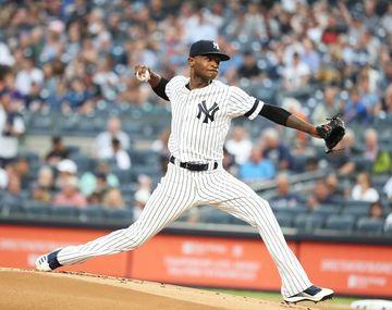 Domingo Germán es uno de loa lanzadores claves de los New York Yankees