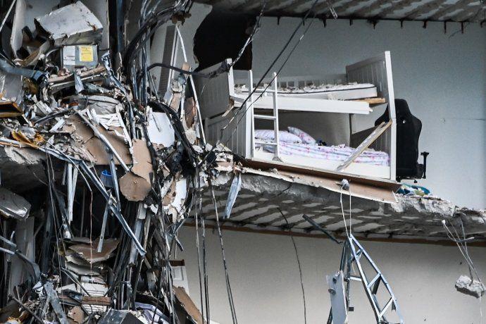 Derrumbe en Miami: identificaron a los cuatro argentinos desaparecidos