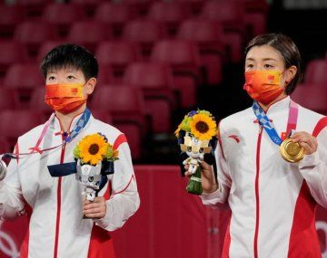 China sigue al frente del medallero en Tokio 2020
