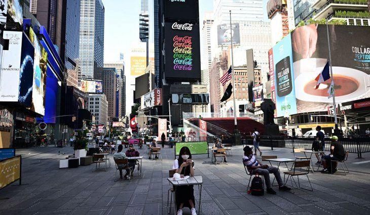 Nueva York se prepara para recibir al turismo extranjero post pandemia