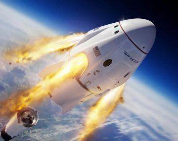El cohete de SpaceX estuvo al borde de chocar con un OVNI