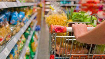 en febrero las ventas en los supermercados bajaron un 5,8% interanual