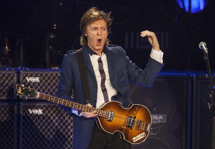 Wikileaks desmiente: Paul McCartney no se murió