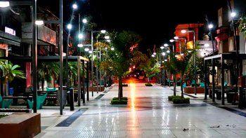 formosa dispuso que el 92% de los comercios de formosa capital y clorinda no pague la factura de luz en mayo