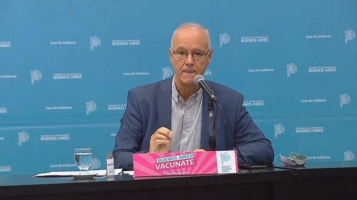 Gollan llamó a la vuelta de medidas conjuntas: La Provincia y la Ciudad somos una sola unidad sanitaria