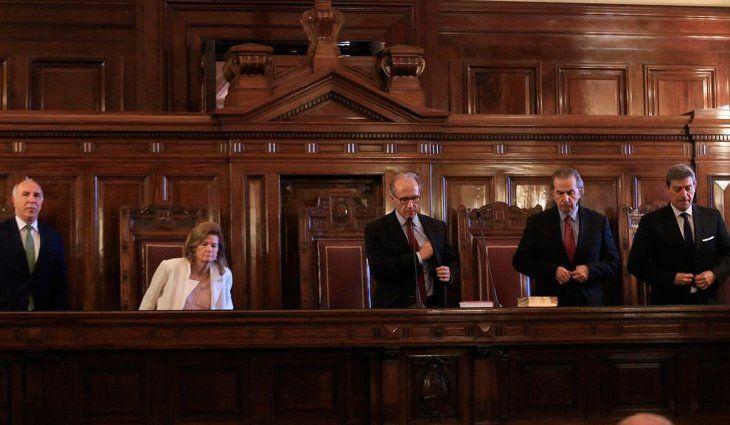 La Corte Suprema citó a Nación y Ciudad por la coparticipación