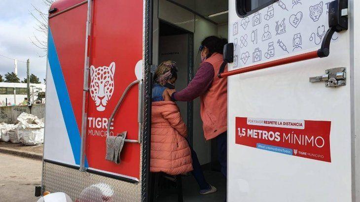 Tigre aplicará nuevas estricciones por la segunda ola de coronavirus en AMBA