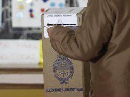 elecciones: uno de cada cuatro cambia el lugar de votacion y recomiendan consultar padron