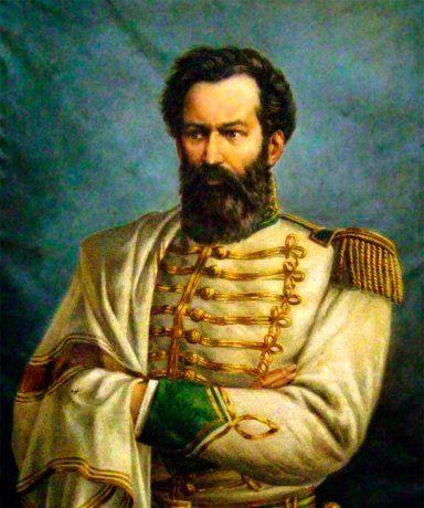 Güemes nació el 8 de febrero de 1785 en Salta.