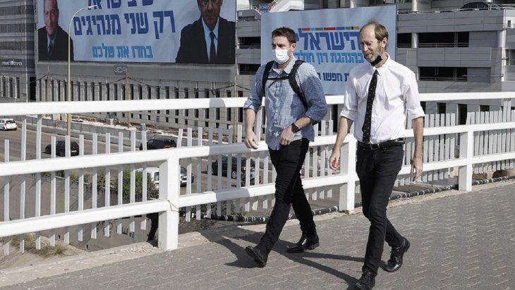Israel tuvo su primer día sin muertos por coronavirus en 10 meses