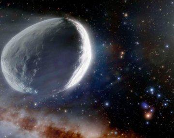 Un megacometa está más cerca que lo habitual de la Tierra