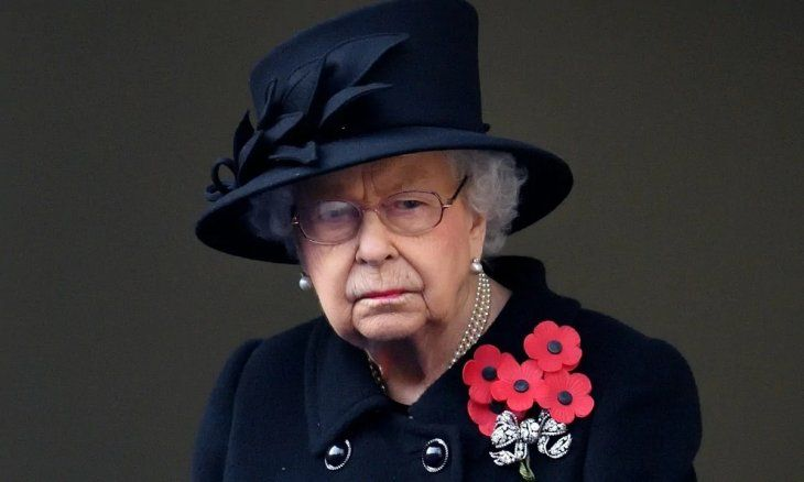 La reina Isabel II encabeza el funeral del duque de Edimburgo en Windsor