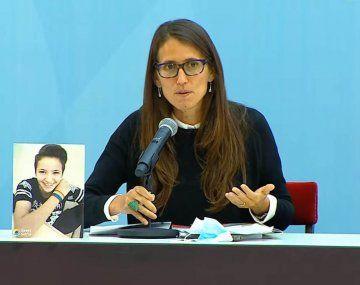 Gómez Alcorta reclamó por la aparición de Tehuel