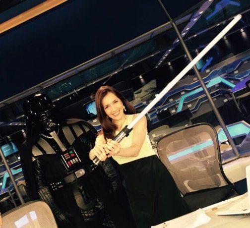 Cristina Pérez contra Alberto Fernández: lo comparó con De la Rúa y lo chicaneó con el helicóptero