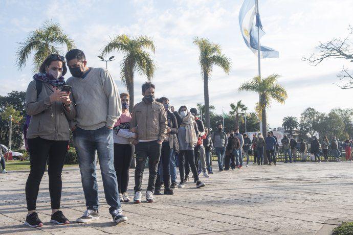 Coronavirus en Argentina: 17.261 casos y 465 muertos en las últimas 24 horas
