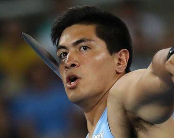 Jabalinista olímpico oriundo de Marcos Paz.