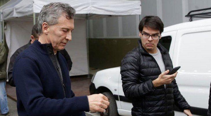 Darío Nieto denuncia cacería punitiva: asegura que las visitas de jueces a olivos no tienen relación con el espionaje ilegal