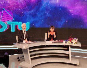 Sobredosis de TV imperdible: esta noche con Aníbal Fernández de invitado