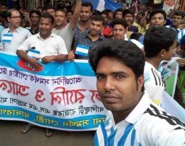 Bangladesh parece cualquier barrio de la Argentina