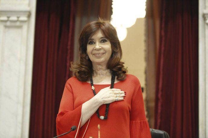 El mensaje de Cristina Kirchner por la muerte de Meoni