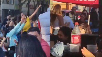 clausuraron un bar en palermo por organizar una fiesta sin protocolos