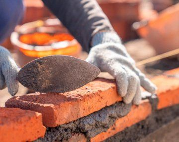 INDEC: En febrero la Construcción se expandió un 22