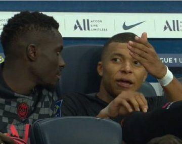 ¿Cabaret en el PSG? Mbappé acusa a Neymar de no pasarle la pelota