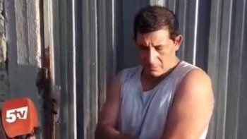 Corrientes: un hombre llora la muerte de su esposa y su hija de dos meses