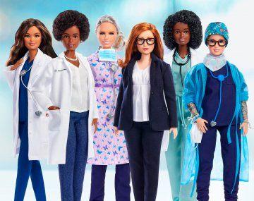 Salieron nuevas Barbies inspiradas en mujeres de la ciencia
