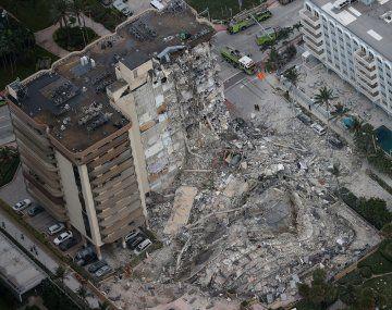 El relato de Nico Vázquez tras el derrumbe en Miami: Estuvimos cerca de no contarlo