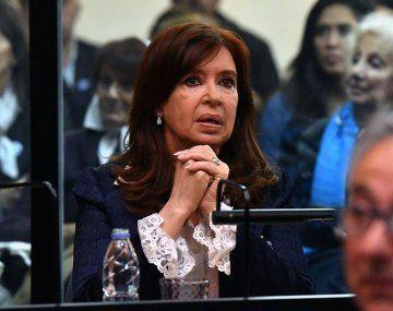 Obra pública: Cristina Kirchner pidió postergar las testimoniales del Presidente