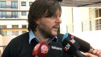 Santoro criticó a Vidal y por su silencio ante los dichos de Ajmechet