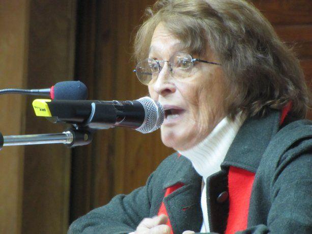 Murió Alcira Argumedo a los 80 años