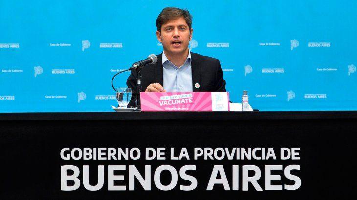 La provincia de Buenos Aires anunció la compra de 5 millones de vacunas contra el coronavirus