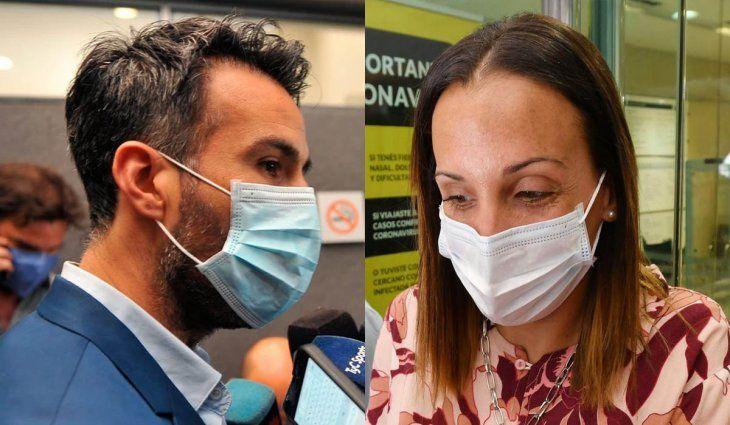 El audio de Luque y Cosachov rechazando una ambulancia ante un malestar de Maradona