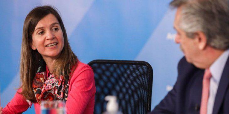 IFE: Fernanda Raverta detalló quiénes recibirán el bono de la ANSES Crédito: @FerRaverta