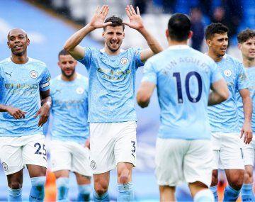 Formaciones confirmadas de Manchester City y Chelsea