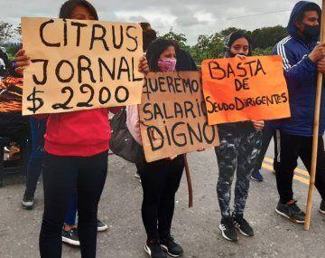 Siguen los cortes en Tucumán: trabajadores responsabilizan a UATRE y hay preocupación empresarial
