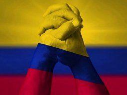 Futbolistas colombianos se pronuncian por la crisis social en su país