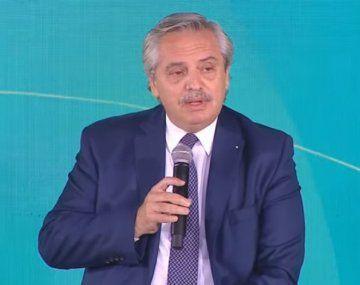 Alberto Fernández presentó el primer acuerdo de la industria de contenidos