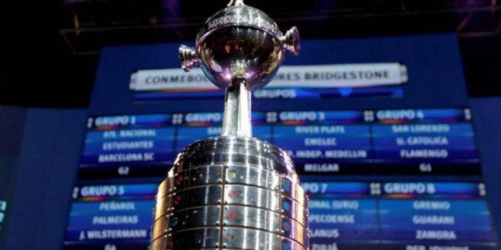 Se definen los grupos de la Copa Libertadores y la Copa Sudamericana: así será el sorteo