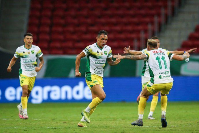 Defensa y Justicia es el flamante campeón de la Recopa Sudamericana.
