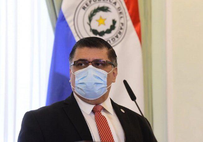 Ministro paraguayo trató de bromear sobre la situción sanitaria: El ataque zombie es lo único que nos falta