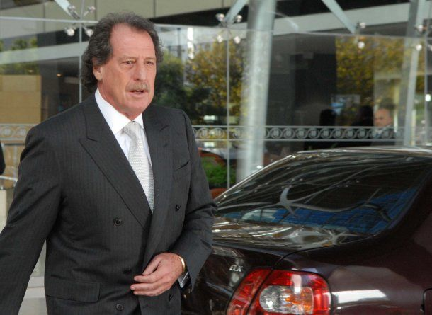 Jorge Brito murió en Salta al estrellarse el helicóptero en el que viajaba