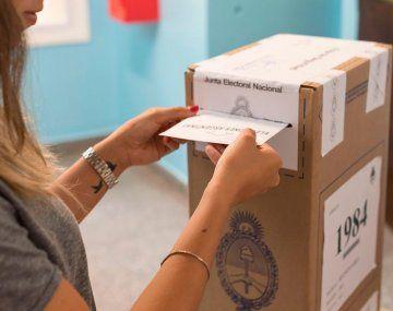 Habilitaron el registro para quienes no votaron en las PASO