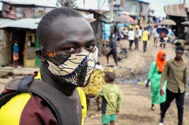 África registró el mayor aumento de casos nuevos y muertes en las últimas semanas.