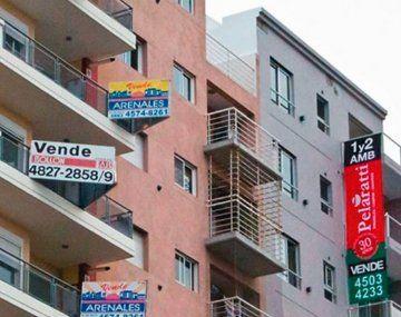 Unas 28.000 propiedades que se alquilaban ahora están a la venta